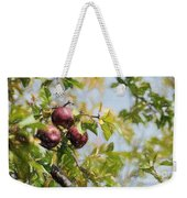 Apple Pickin' Time Weekender Tote Bag