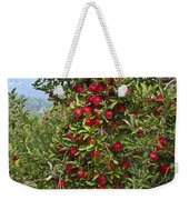 Apple Tree Weekender Tote Bag