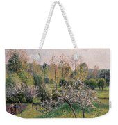 Apple Trees In Blossom Weekender Tote Bag