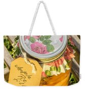 Applepie Filling Canned Weekender Tote Bag