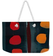 Apples And Oranges Weekender Tote Bag