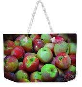 Apples Apples And More Apples Weekender Tote Bag