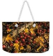 Apples In Fall Weekender Tote Bag