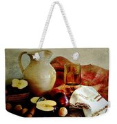 Apples Today Weekender Tote Bag