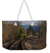 Approaching Grants Pass 1 Weekender Tote Bag