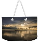 Approaching The Golden Hour Weekender Tote Bag
