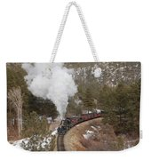 Approaching The Highline Weekender Tote Bag