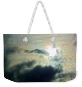 Approaching The Moon Weekender Tote Bag