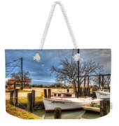 April Dawn Poquoson Virginia Weekender Tote Bag