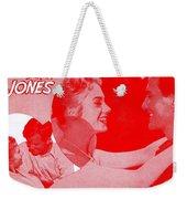April Love Weekender Tote Bag