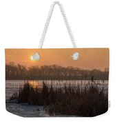 April Morning Weekender Tote Bag
