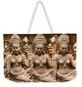 Apsara - Angkor Wat Weekender Tote Bag