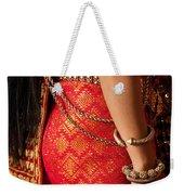 Apsara Dancer 02 Weekender Tote Bag