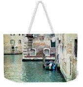 Aqua - Venice Weekender Tote Bag