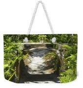 Aquaduct Weekender Tote Bag