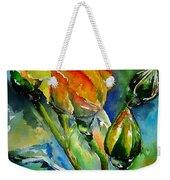 Aquarelle Weekender Tote Bag by Elise Palmigiani