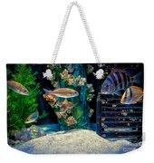 Aquarium Art Weekender Tote Bag