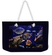 Aquarium  Weekender Tote Bag