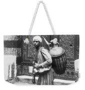 Arab Waterboy, C1900 Weekender Tote Bag