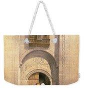 Arabesque Cairo Weekender Tote Bag