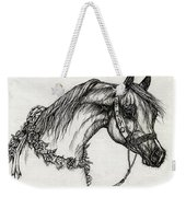 Arabian Horse Drawing 22 Weekender Tote Bag