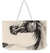 Arabian Horse Drawing 26 Weekender Tote Bag