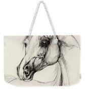 Arabian Horse Drawing 27 Weekender Tote Bag