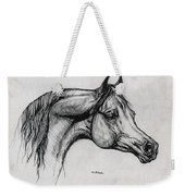 Arabian Horse Drawing 40 Weekender Tote Bag