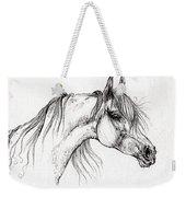 Arabian Horse Drawing 51 Weekender Tote Bag