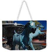 Arabian Horse Sculpture Weekender Tote Bag