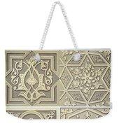 Arabic Tile Designs  Weekender Tote Bag
