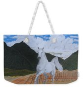 Araboam Stallion 3 Weekender Tote Bag