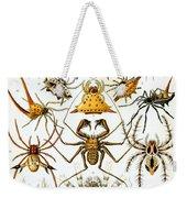 Arachnida Weekender Tote Bag