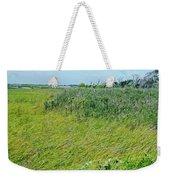 Aransas Nwr Coastal Grasses Weekender Tote Bag