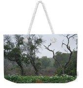 Aransas Nwr Landscape Weekender Tote Bag