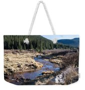 Arapaho National Forest Weekender Tote Bag