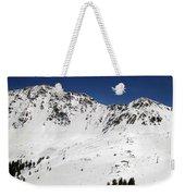 Arapahoe Basin Ski Resort - Colorado          Weekender Tote Bag
