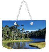 Araucaria Forest Chile Weekender Tote Bag