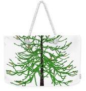 Araucaria Prehistoric Tree Weekender Tote Bag