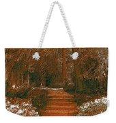 Arbor Steps Weekender Tote Bag