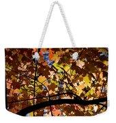 Arboretum Fall Weekender Tote Bag