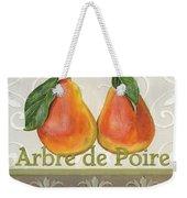 Arbre De Poire Weekender Tote Bag