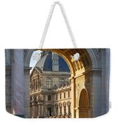Arc De Triomphe Du Carrousel Weekender Tote Bag