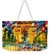 Arc De Triomphe Weekender Tote Bag