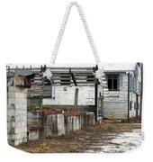 Arcadia Florida State Livestock Market I Poster Look Weekender Tote Bag
