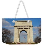 Arch At Valley Forge Weekender Tote Bag