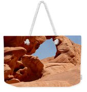 Arch At Valley Of Fire State Park Weekender Tote Bag