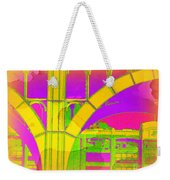 Arch Four - Architecture Of New York City Weekender Tote Bag