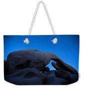 Arch Rock Starry Night 2 Weekender Tote Bag
