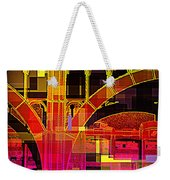 Arch Three - Architecture Of New York City Weekender Tote Bag